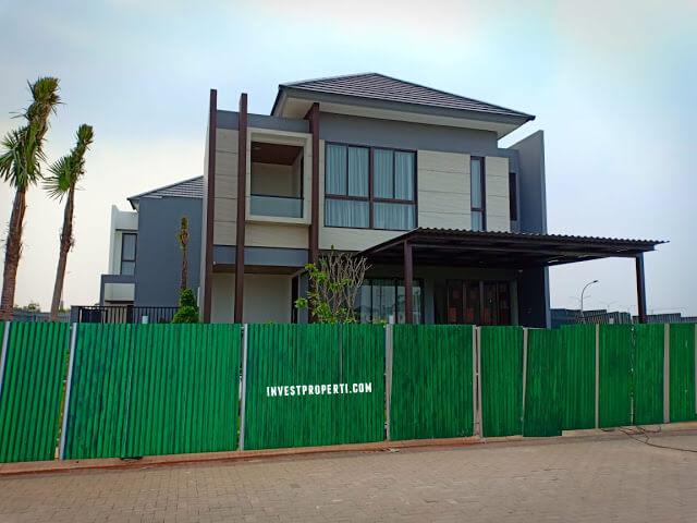 Show Unit Rumah Baru The Mozia BSD