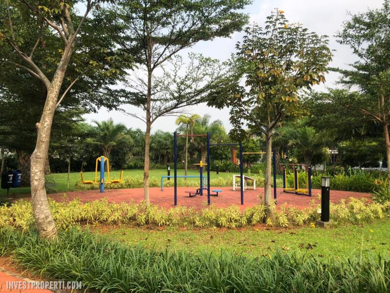 Children Playground Atlanta Village