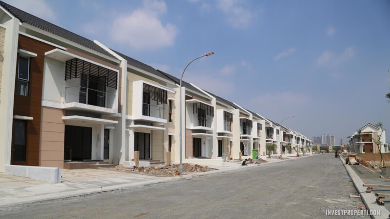 Rumah Cluster Olive Residence Bekasi