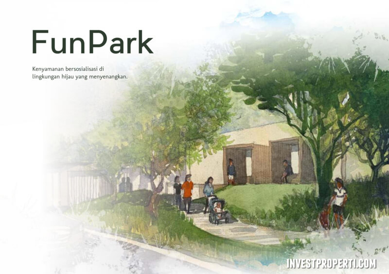 Fun Park Synthesis Homes Cirendeu Ciputat