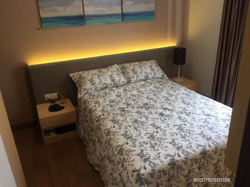 Interior Design Rumah Whelford Greenwich Park BSD - Master Bedroom