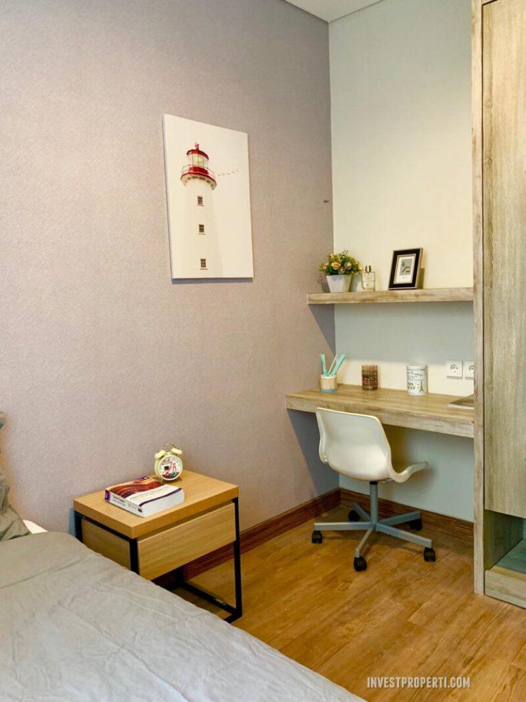 Interior Design Rumah Whelford Greenwich Park BSD - Small Bedroom