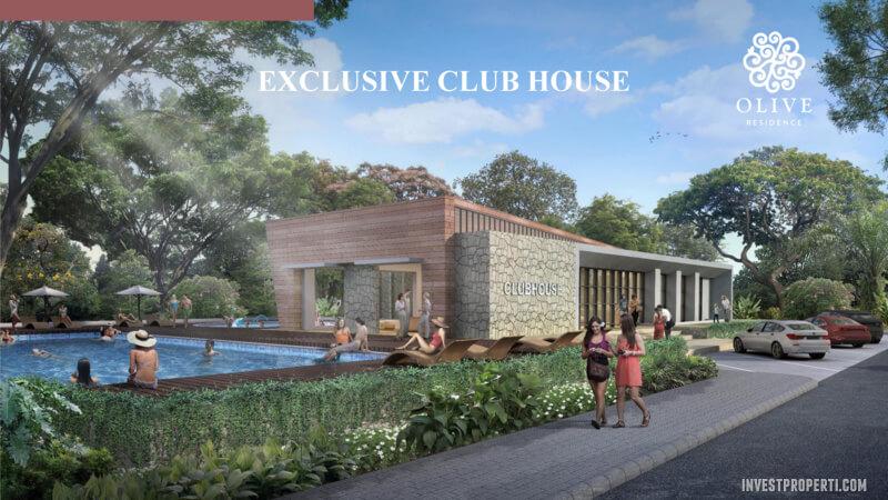 Olive Residence The Orchard Bekasi Club House