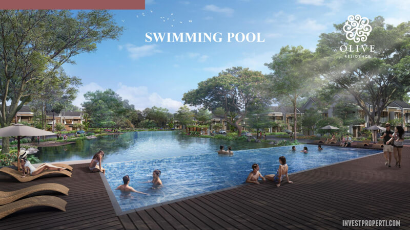 The Orchard Summarecon Bekasi Pool