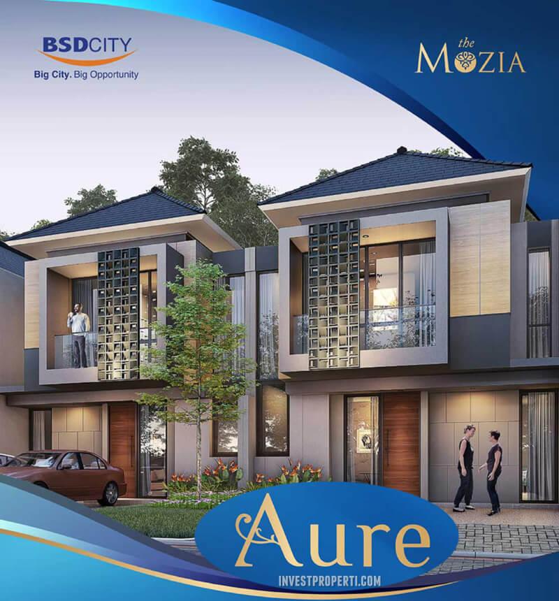 Rumah Aure at Mozia BSD
