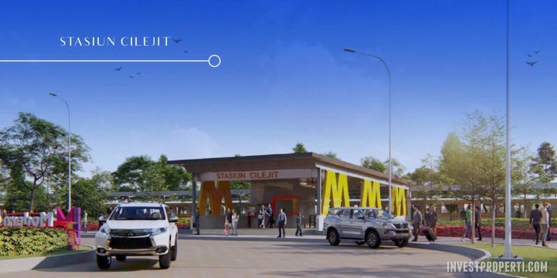 Stasiun KLR Cilejit
