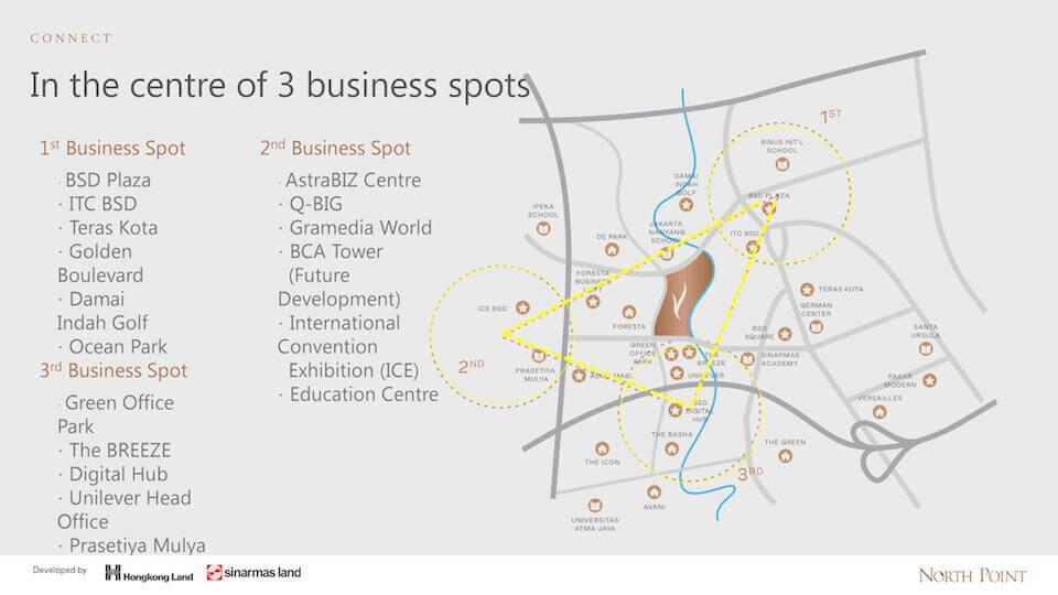 Business Center BSD