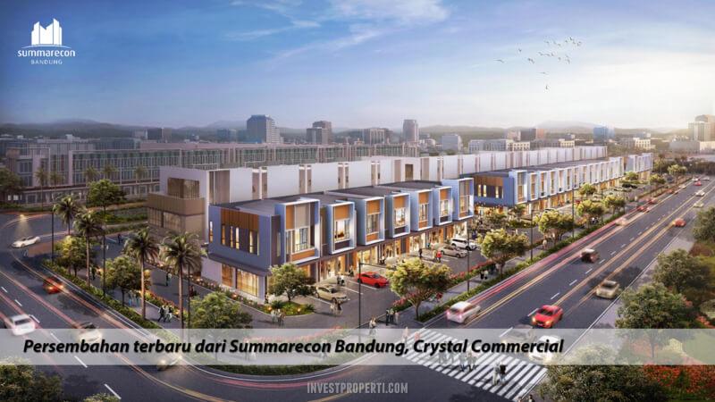 Crystal Commercial Summarecon Bandung