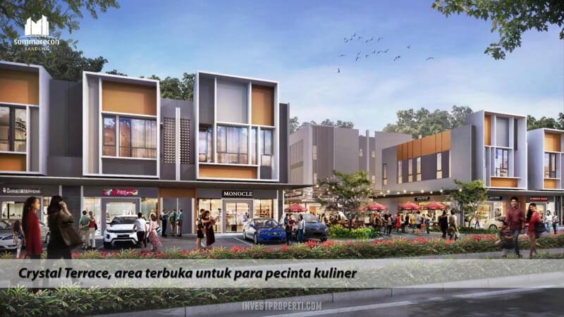 Crystal Terrace Summarecon Bandung
