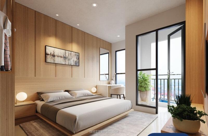 Design Apartemen Vasanta Studio Tower Chihana