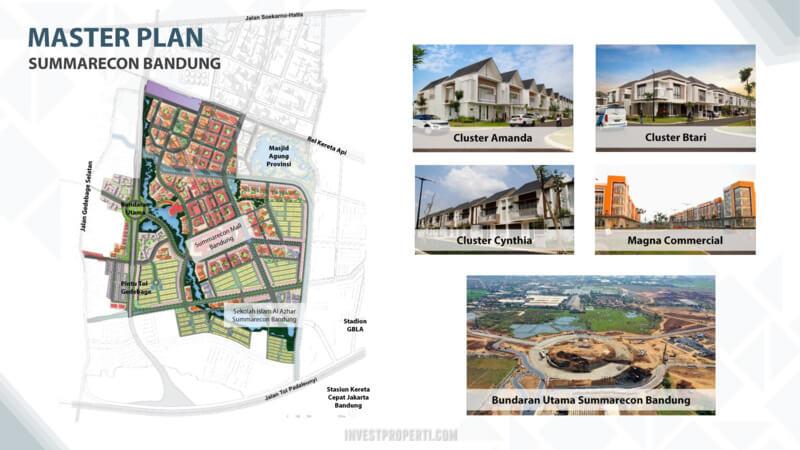 Master Plan Summarecon Bandung 2019
