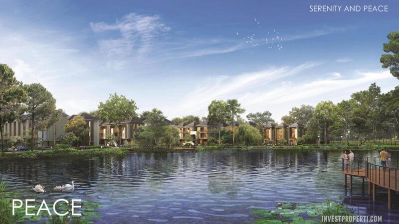 Morizen Bekasi Lake