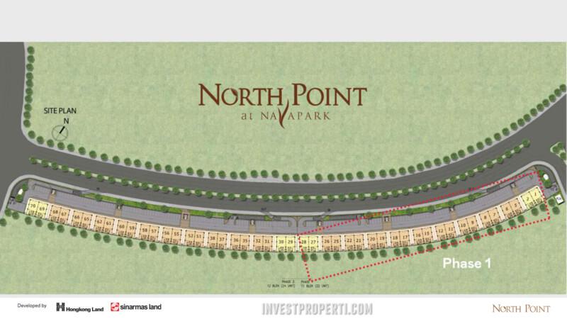 North Point at Navapark BSD