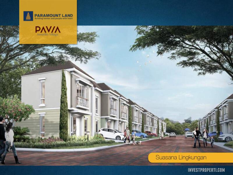 Pavia Amarillo Village Paramount
