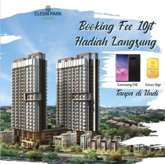 Promo Apartemen Cleon Park JGC