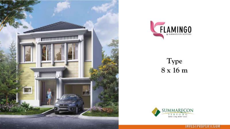 Rumah Flamingo L8