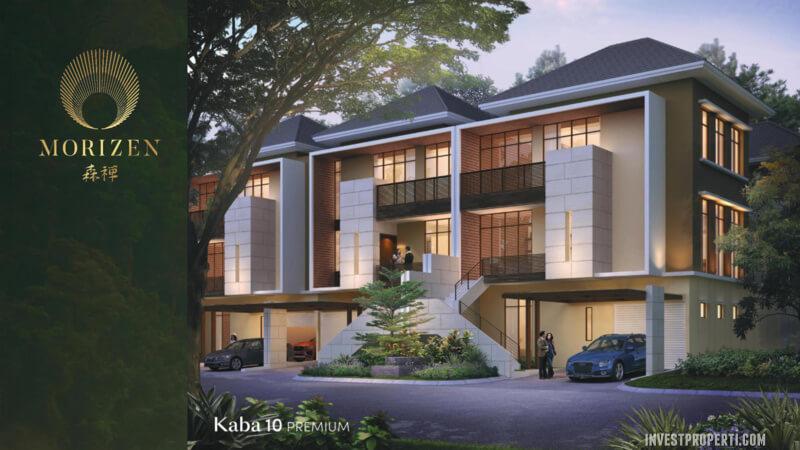 Rumah Morizen Bekasi Tipe Kaba 10 Premium