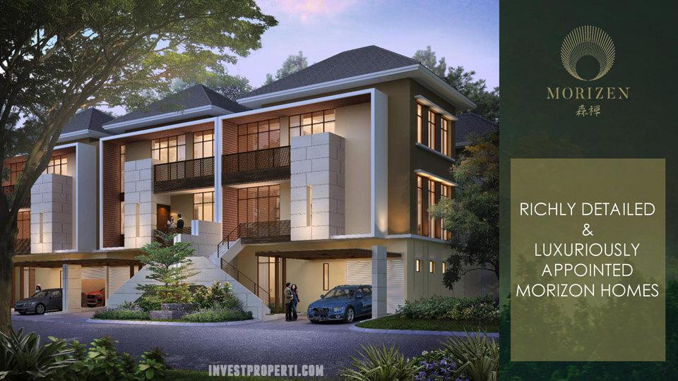 Rumah Morizon Bekasi