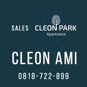 Sales Apartemen Cleon Park JGC