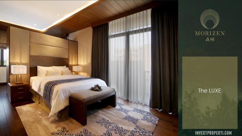 Show Unit Rumah Morizen Bekasi - Master Bedroom