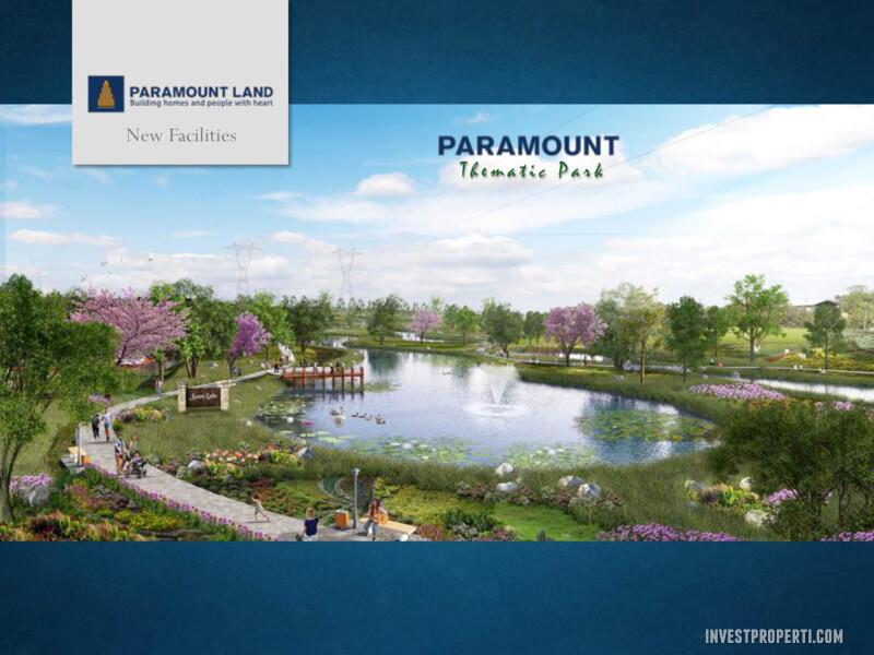 Thematic Park 3 Ha Paramount Serpong