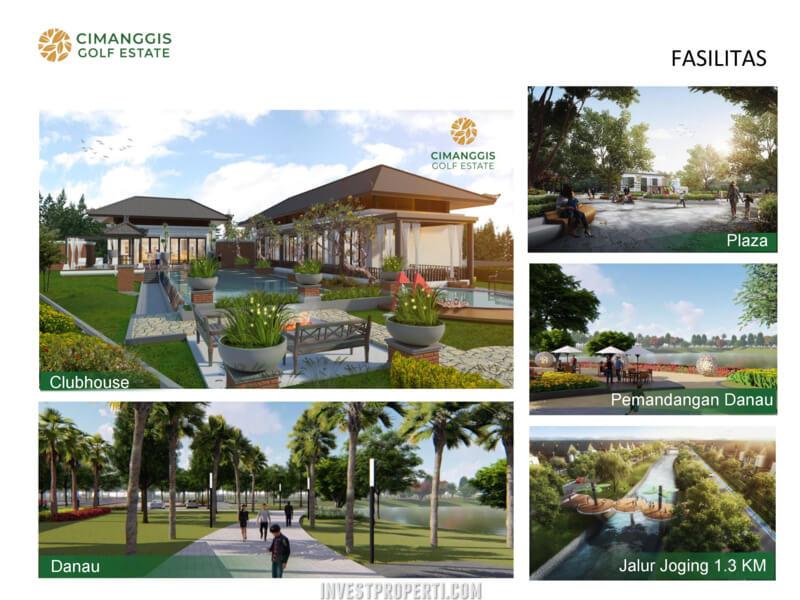 Cimanggis Golf Estate Facilities