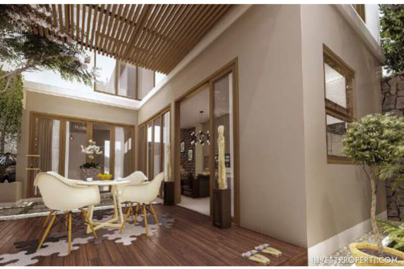Contoh Interior Rumah Anigre Banjar Wijaya