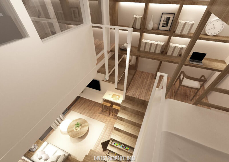 Contoh Interior Rumah FleekHauz BSD