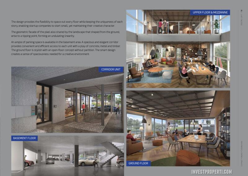 Digital Loft BSD Building Feature
