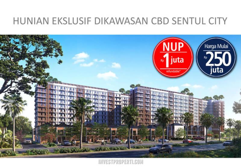 Apartemen My home Sentul CIty Dijual Perdana