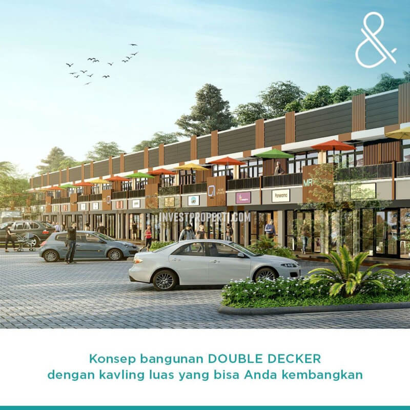 Ruko Green Ara Residence Bekasi