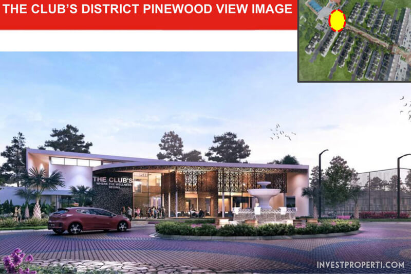 The Club's Pinewood Banjar Wijaya