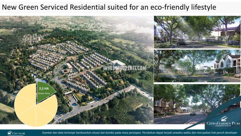 2.5 ha Citra Garden City