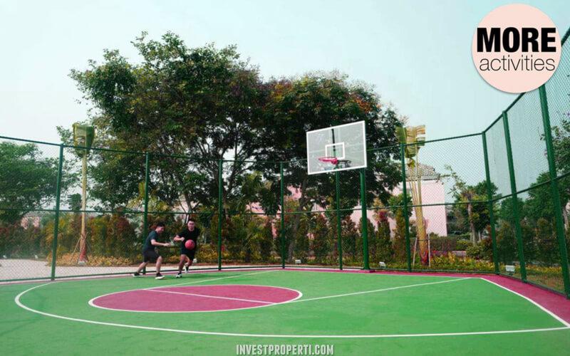 Lapangan Basket Alicante Village