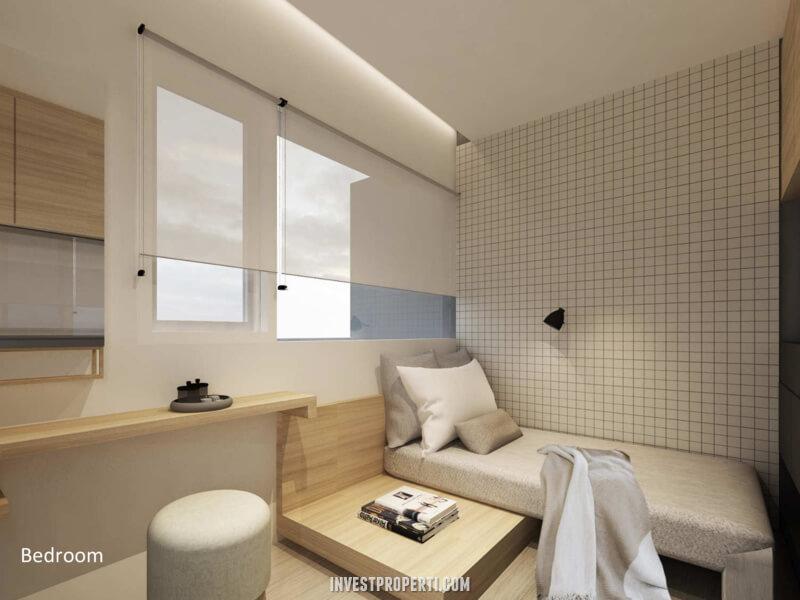 Interior Rumah ImajiHaus BSD - Bedroom