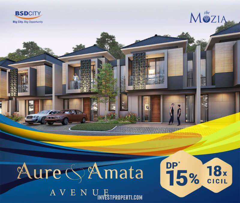 Rumah Aure Avenue BSD