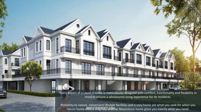 Rumah Cluster Moonstone Lavon 2 Tangerang