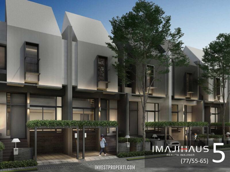 Rumah ImajiHaus BSD