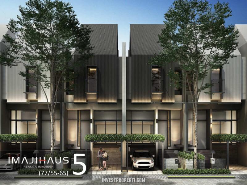 Rumah ImajiHaus BSD Tipe 5