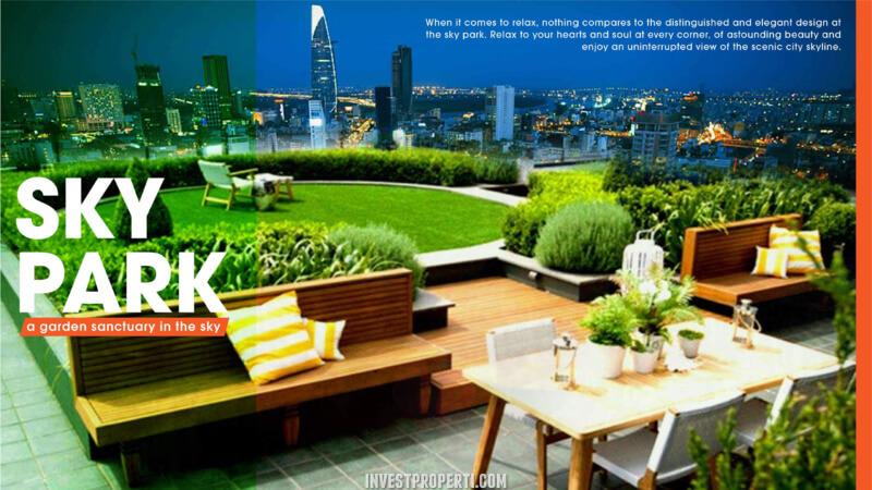 Sky Park B Residence Grogol