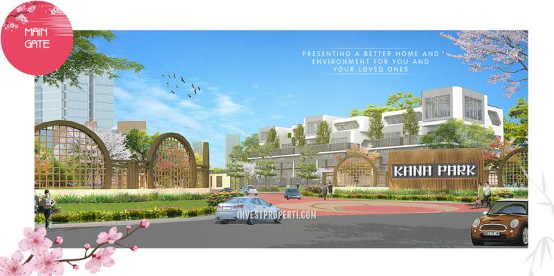 Kana Park BSA Land - Main Gate