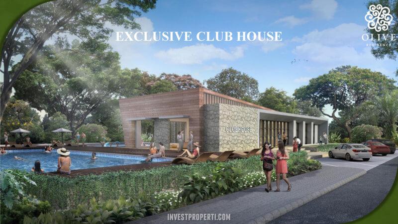 Olive Residence Summarecon Bekasi - Club House