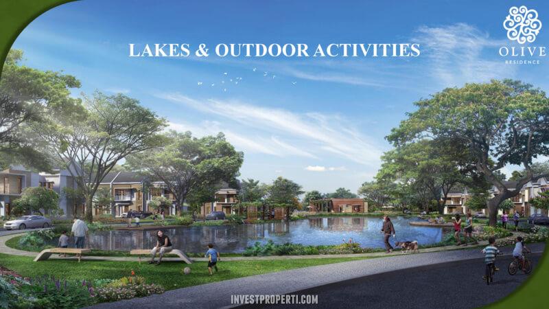 Olive Residence Summarecon Bekasi - Outdoor
