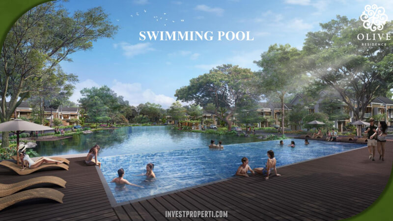 Olive Residence Summarecon Bekasi - Pool