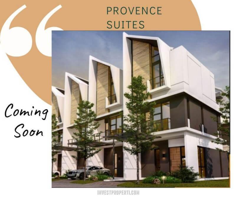 Rumah Baru Provence Suites BSD