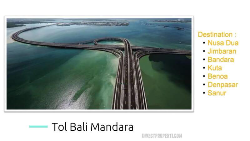 Toll Bali Mandara