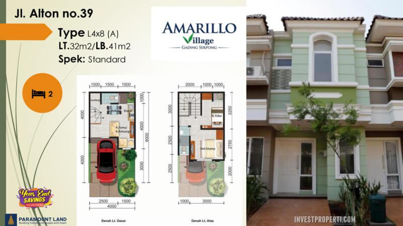 Amarillo Village Jln Elston No 39