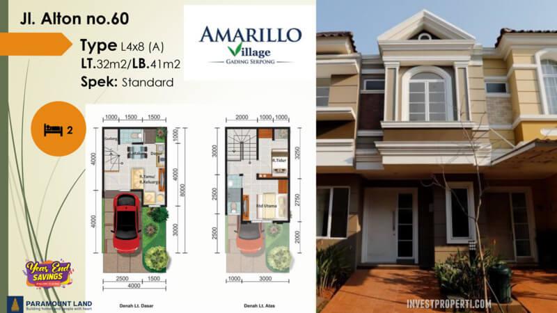 Amarillo Village Jln Alton No 60