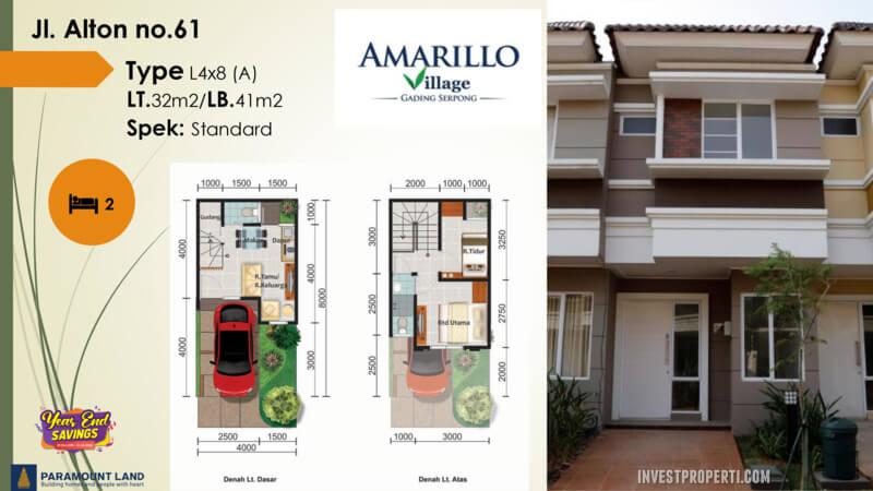Amarillo Village Jln Alton No 61