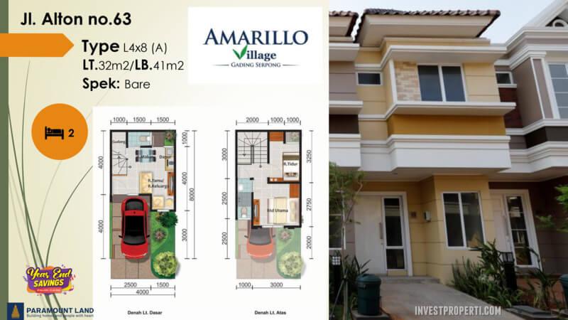 Amarillo Village Jln Alton No 63